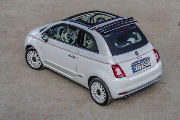 Fiat 500 Dolcevita.