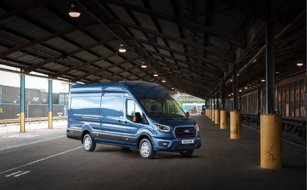 Ford Transit in über 4600 Punkten optimiert