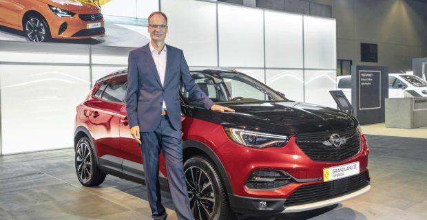 Bei Opel nimmt sich der Chef noch persönlich Zeit