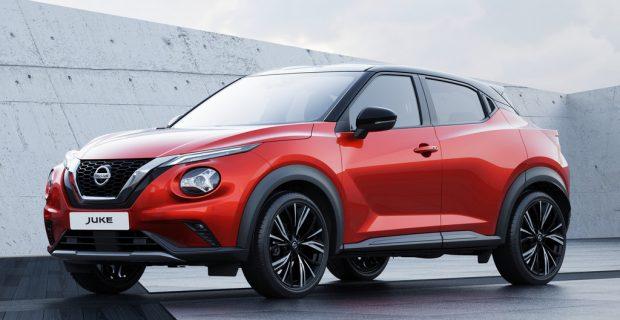 Nissan Juke jetzt bestellbar zu Preisen ab 18 990 Euro