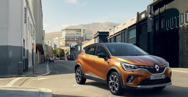 Renault mit zweiter Generation des Crossover