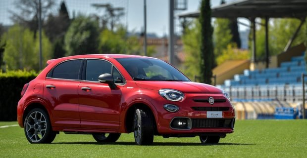 Fiat 500X Sport: Der soll bei vielen Kunden Tore schießen