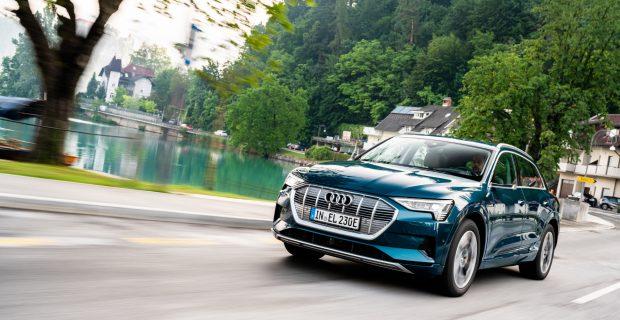 Audi e-Tron: Eine spannende Tour