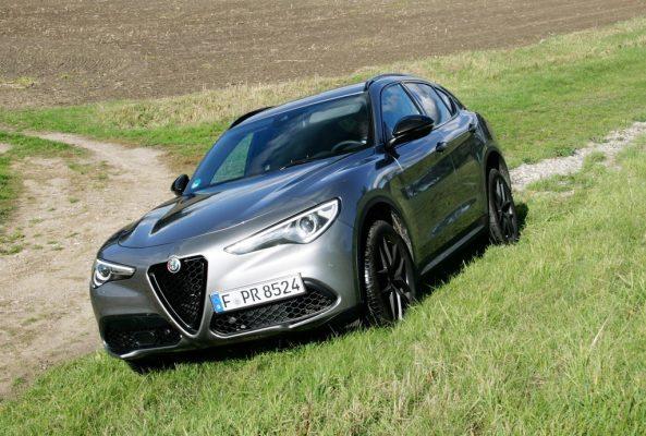 Alfa Romeo Stelvio 2.0 Turbo.
