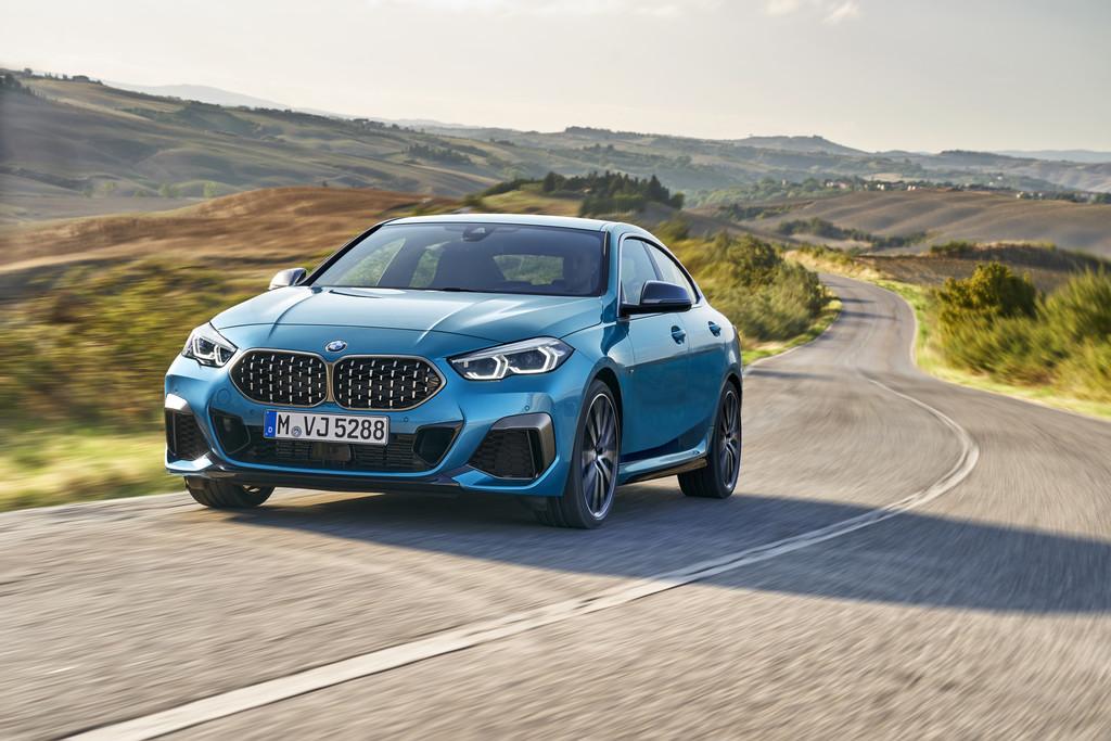 BMW 2er Gran Coupé.