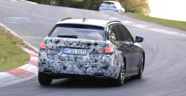 BMW 5er Touring.
