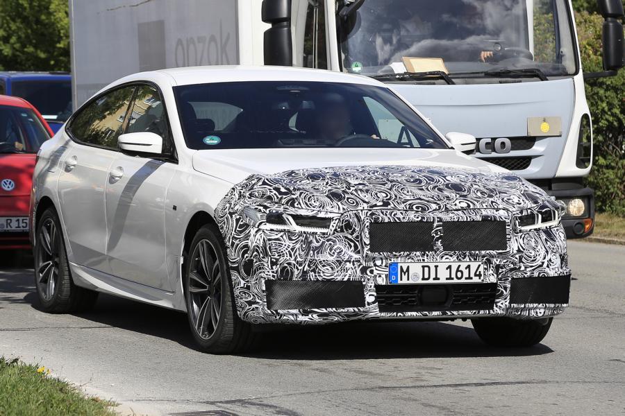 BMW 6er GT.