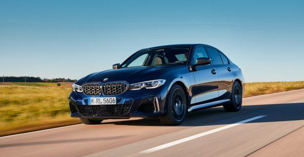 Fahrvorstellung BMW M340i x-Drive