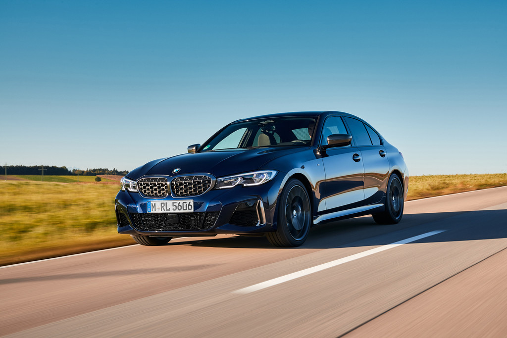 BMW M340i x-Drive.
