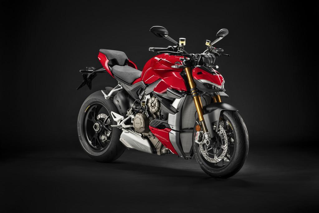 Ducati Streetfighter V4 S.