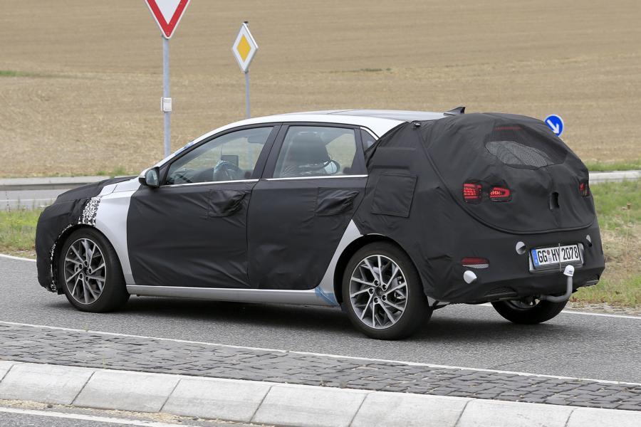 Hyundai i30 N Fastback.