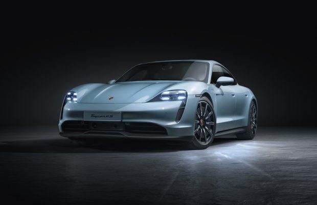 Porsche Taycan 4S als Einstiegsmodell mit Allradantrieb