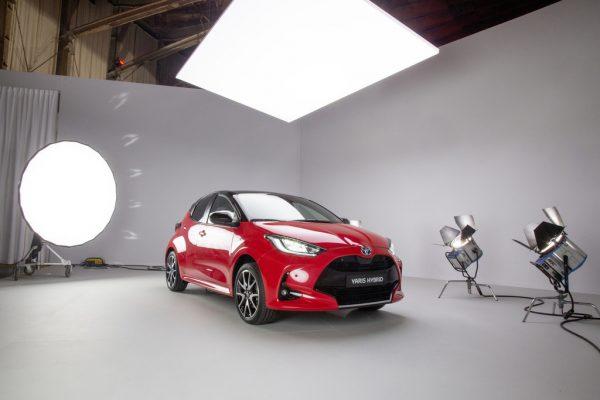 Toyota Yaris Hybrid: Neue Plattform mit neuer Technik