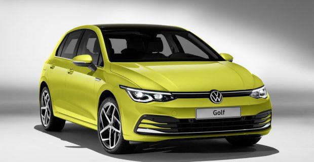 Volkswagen Golf: Volldigital in die Zukunft