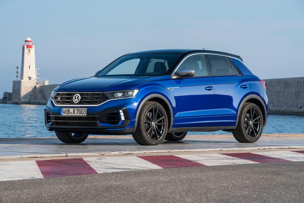 Volkswagen T-Roc R.