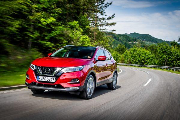 Nissan hat an der Form und dem Konzept seit dem ersten Qashqai von 2007 wenig geändert.