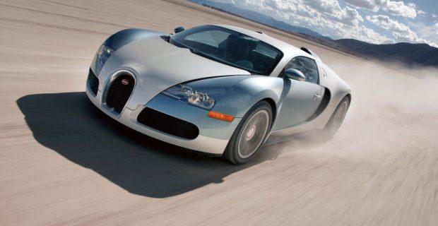 Bugatti und die Weltrekorde