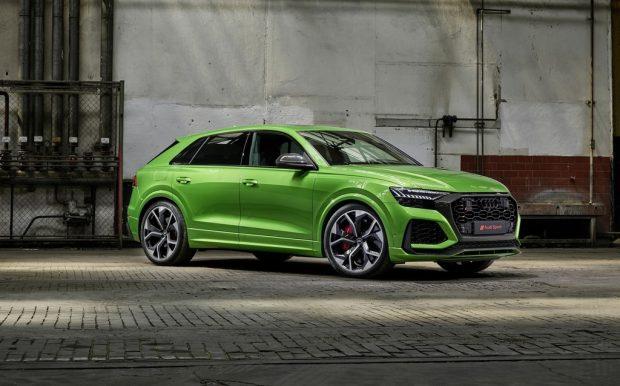 Audi RS Q8.