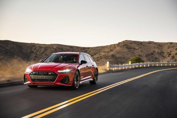 Audi RS6: Ein Kombi für die Piste