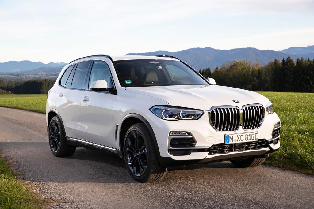 BMW X5 x-Drive 45e.