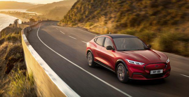 Der Ford Mustang Mach-E kommt in einem Jahr
