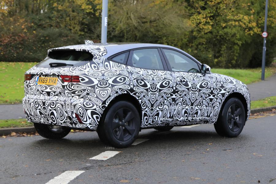 Jaguar E-Pace.
