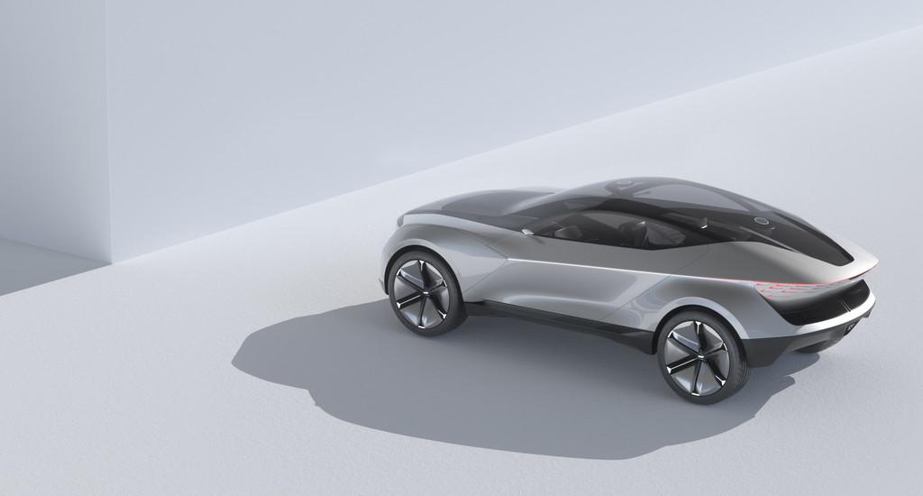 Kia Futuron Concept.