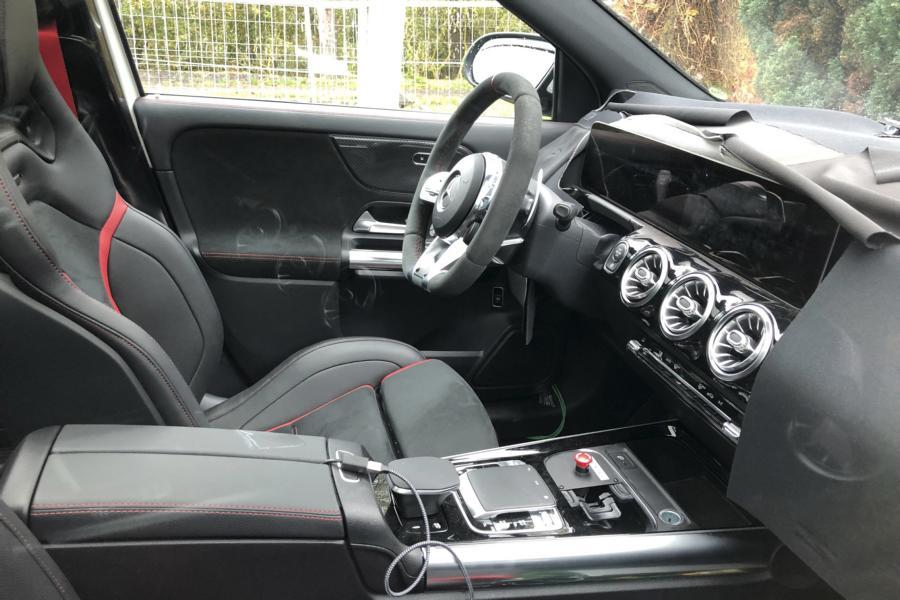 Mercedes-AMG GLA 45.
