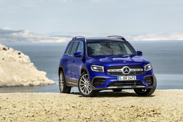 Mercedes-Benz GLB.