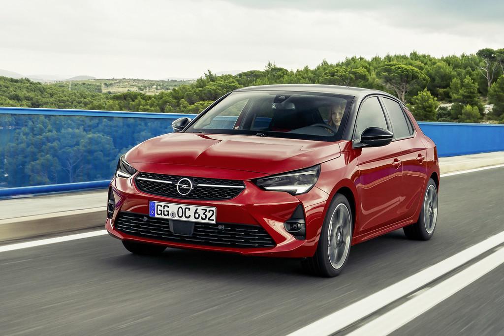 Opel Corsa Vorbei Ist Es Mit Der Niedlichkeit Magazin