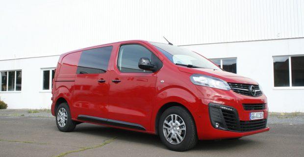 Fahrbericht Opel Vivaro Doka: Eine Alternative zum Van?