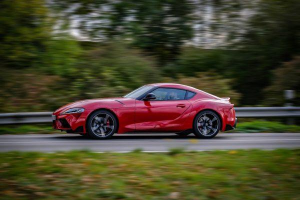 Toyota GR Supra: Wirkungsvoll geschrumpft