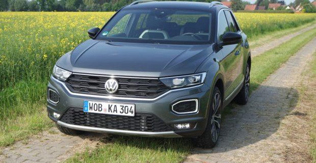 Volkswagen T-Roc: So klein und schon ein SUV