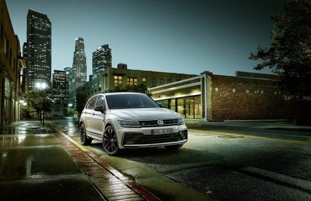 Vorstellung Volkswagen Tiguan Highline Marathon Edition