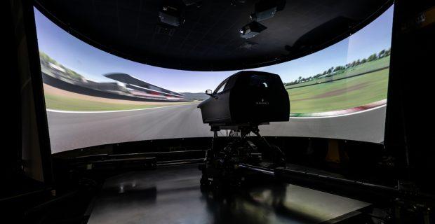 Moderne Zeiten: Maserati nutzt die neueste Technik bei der dynamischen Simulation.