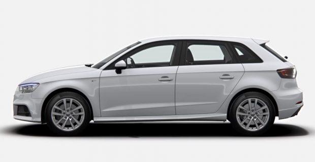 Audi A3 Sportback 35 TFSI Stronic.