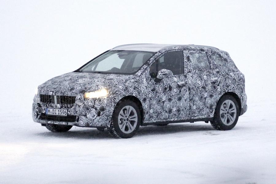 BMW 2er Active Tourer.