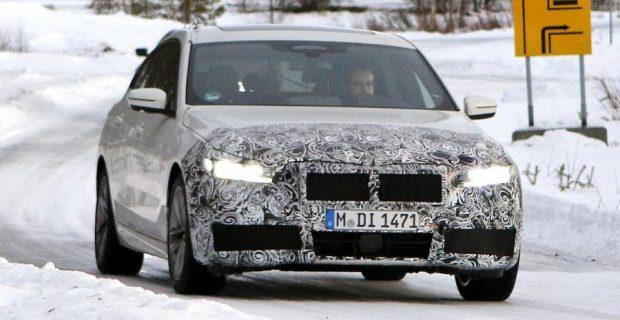 Neue Bilder: BMW 6er GT Erlkönig