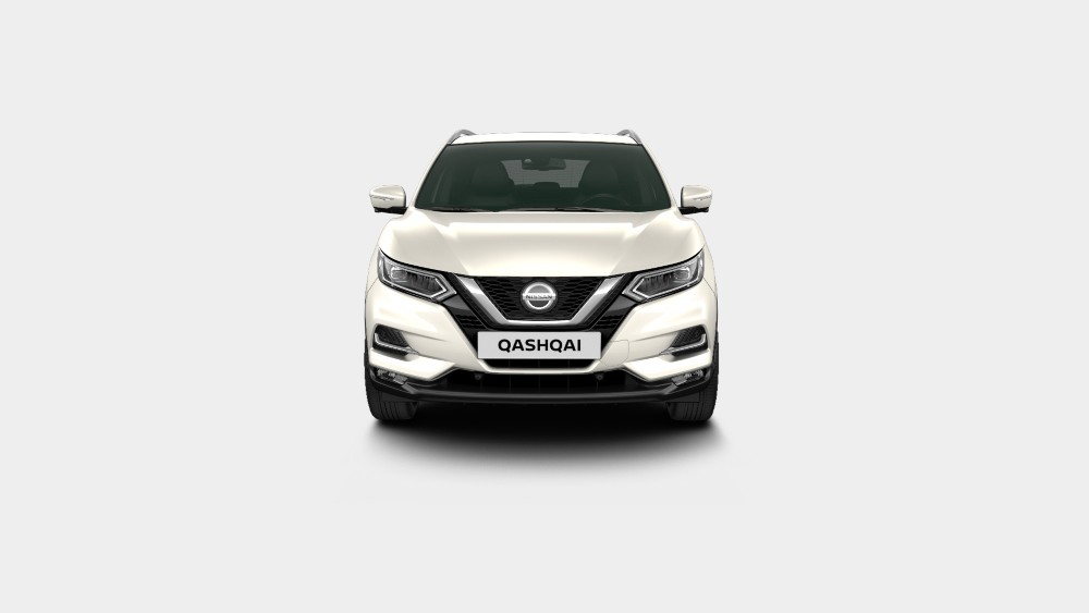 Nissan Qashqai Tekna+.