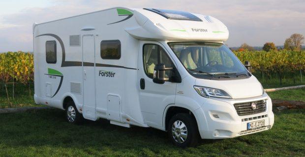 Fiat Ducato: Geboren, um ein Camper zu werden