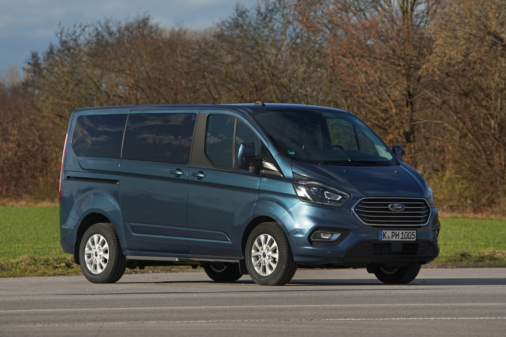 Ford Transit PHEV.