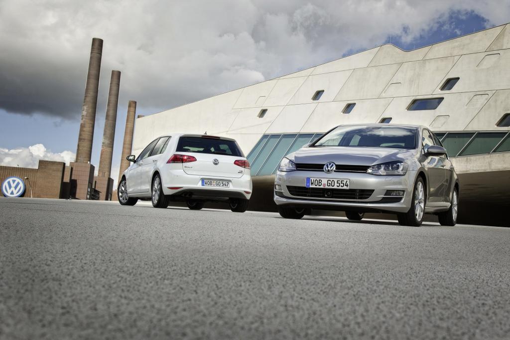 VW Golf Comfortline.
