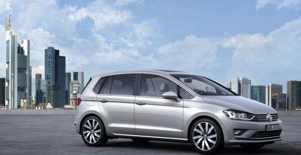 Volkswagen Golf Sportsvan Comfortline.