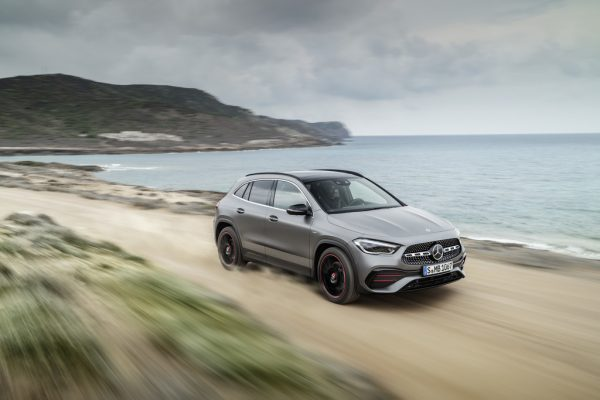 Mercedes-AMG GLA 35 4Matic.
