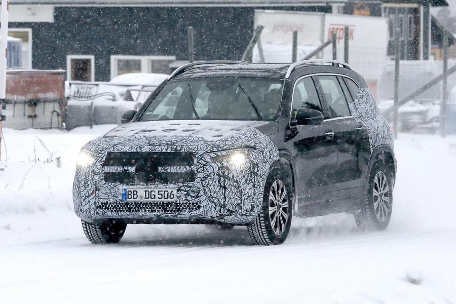 Mercedes-Benz EQB.
