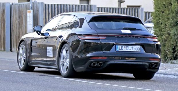 Porsche Panamera Sport Turismo.