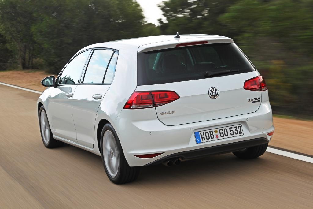 Volkswagen Golf 1.5 TSI Comfortline.