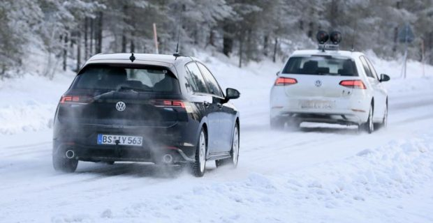 VW Golf GTI.