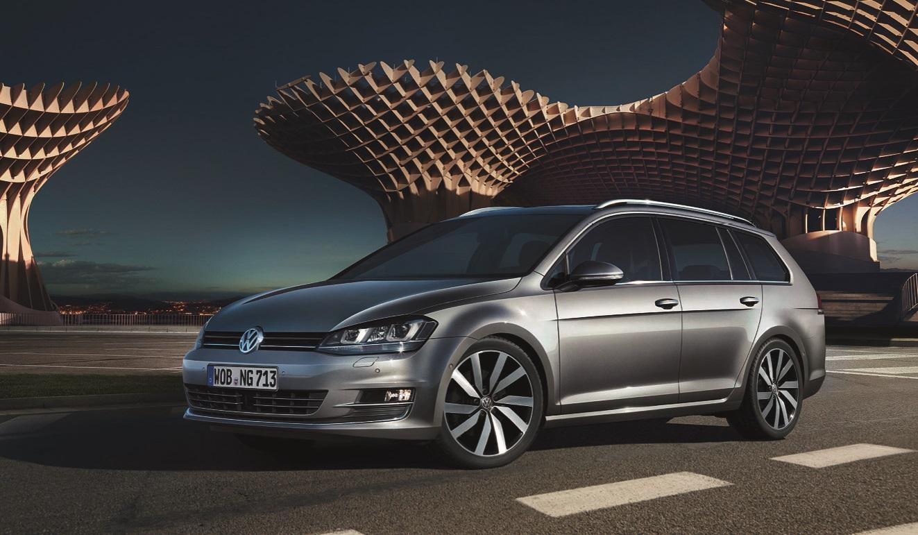 VW Golf Variant Comfortline.