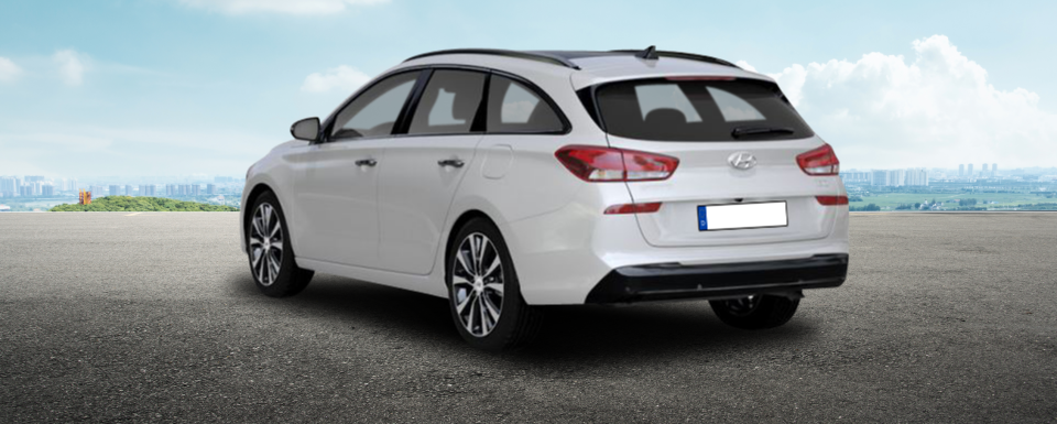 Hyundai i30 Kombi Style.